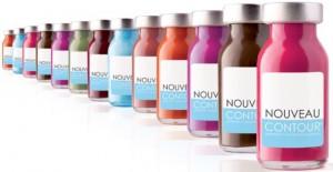 Nouveau Colour pigments